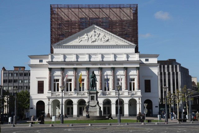 À propos L'opéra Royale de Wallonie